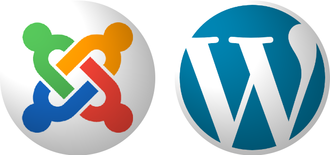 JOOMLA! & WordPress